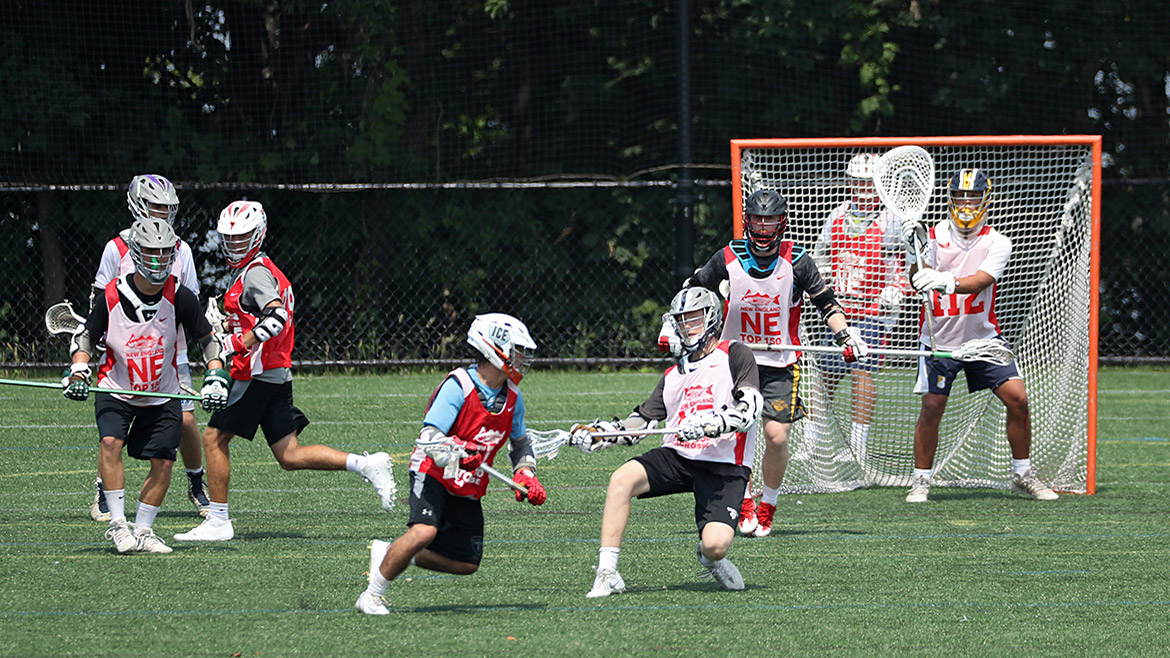 New England Top 150 Lacrosse Camp
